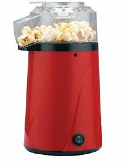 BELLA CUCINA 5010 RED POP CORN MAKER RUBI RED COLOR 1200WATT